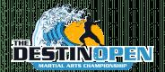 Destin Open Karate Tournament Logo